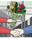 gratulieren